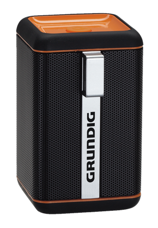 Grundig GSB 110 Black/Orange Grundig Hoparlör